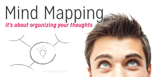 how to organize thoughts when presenting