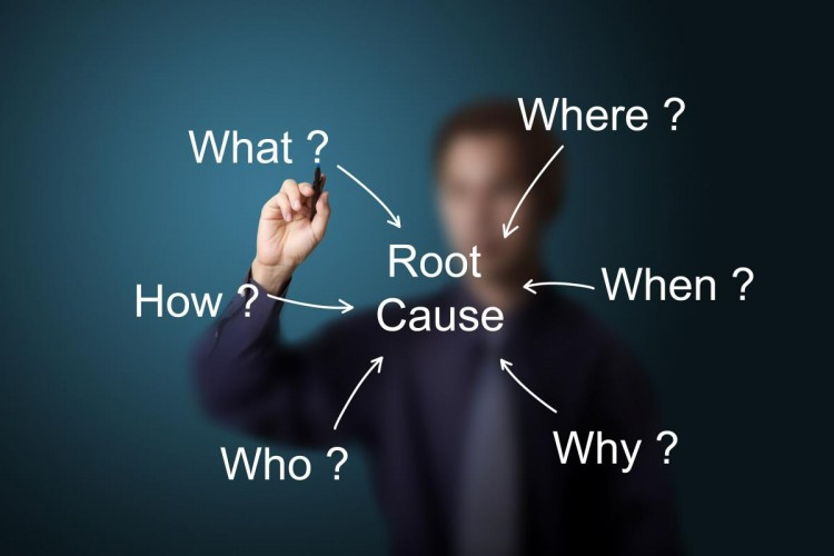 root cause analysis in feedback
