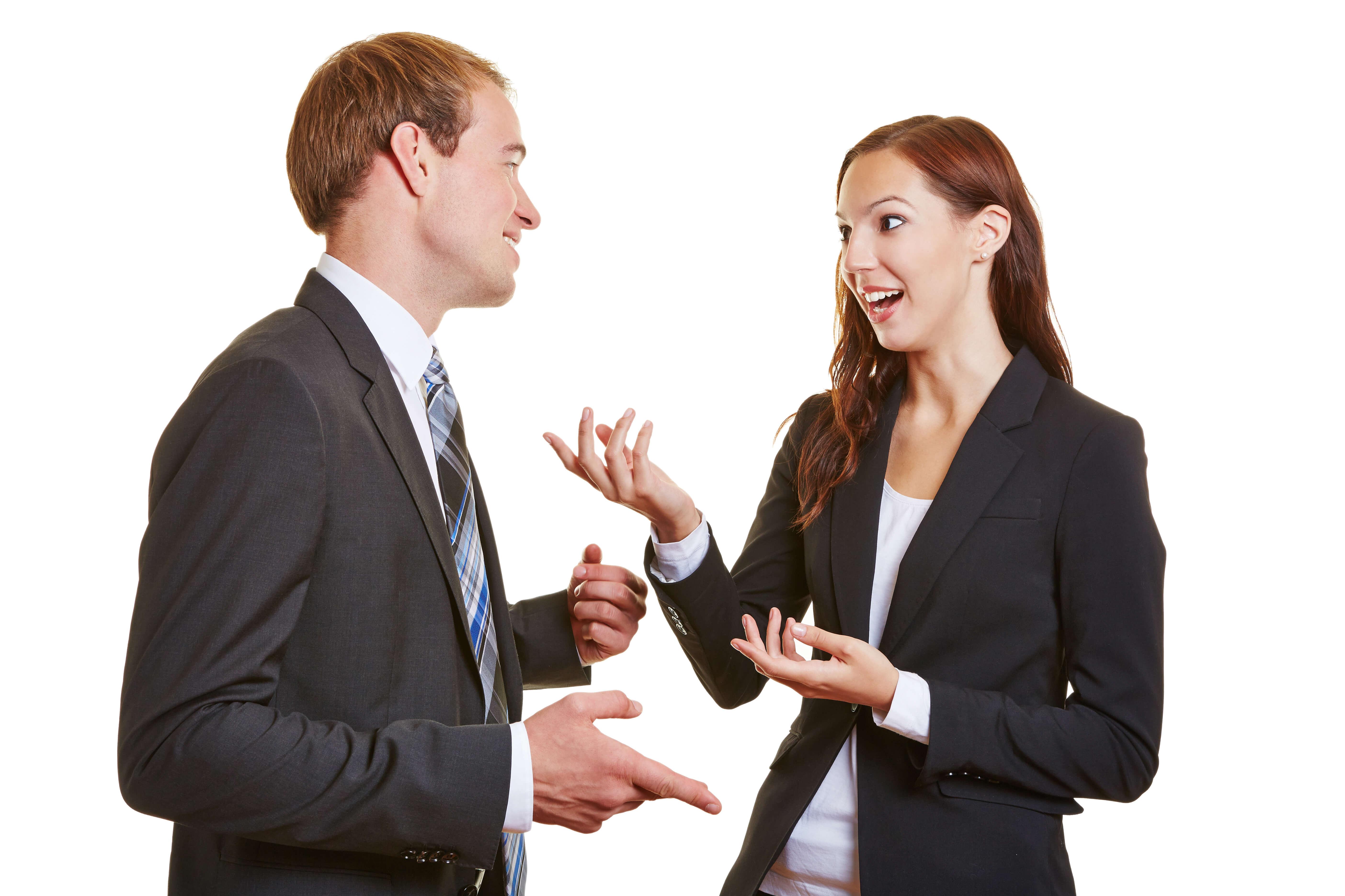 conversation between two friends future career